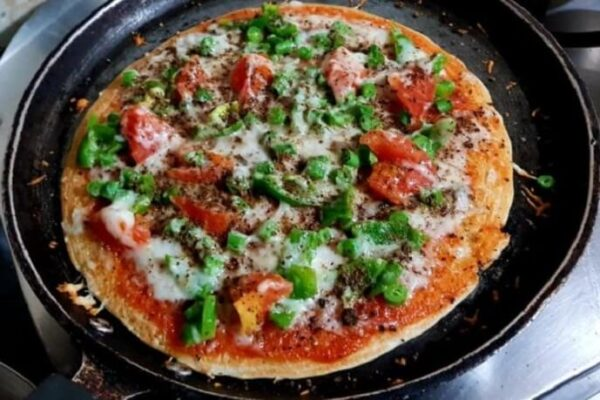 Rava Pizza without Oven (Tips for Cooking)