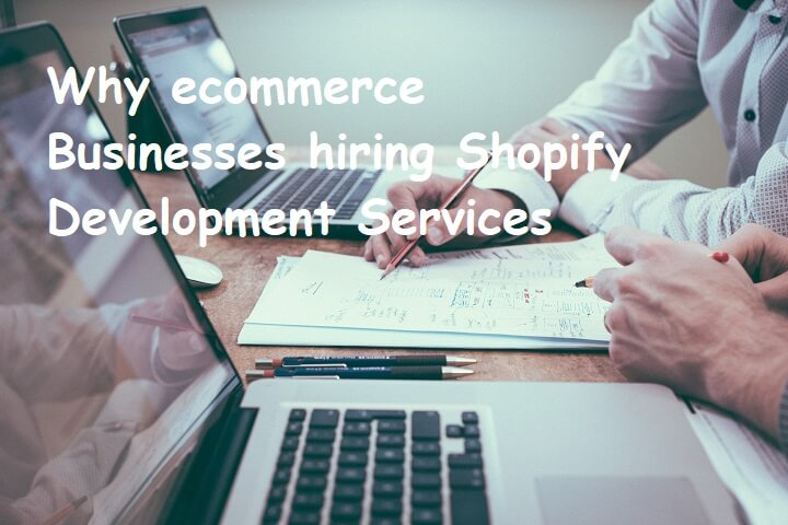 Ecommerce - Shopify Development Services