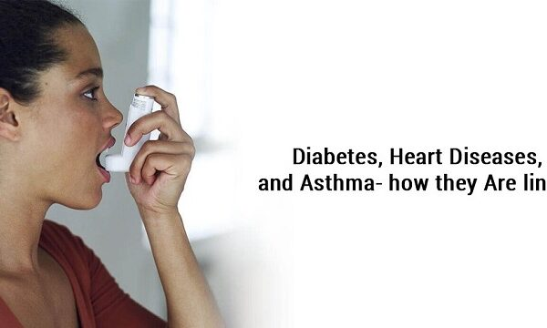 Diabetes, Heart Sickness and Asthma